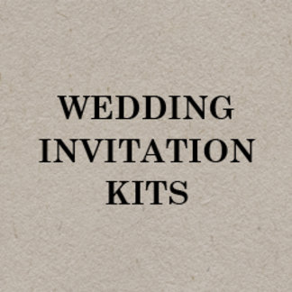 ***WEDDING INVITATION KITS***