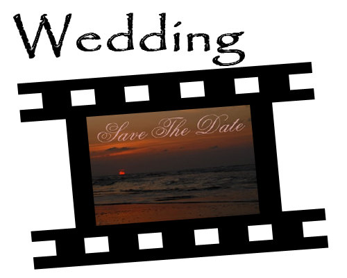 A Wedding, Save The Date Invitations And Supplies