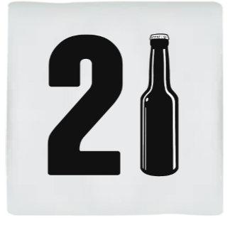 Just Turned 21 Beer Bottle