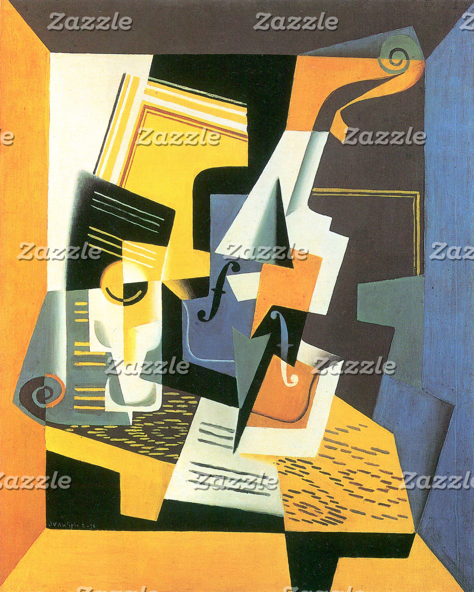 Cubism Fine Art Gifts