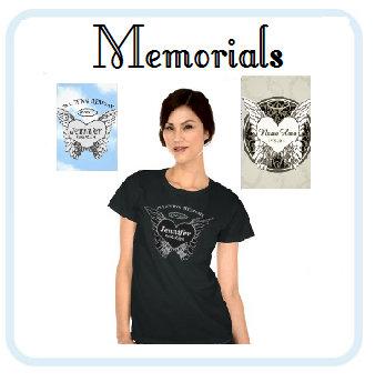 ❤ Memorials