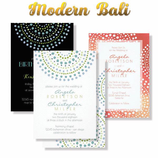 Modern Bali