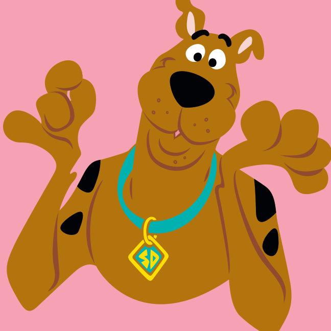 Scooby Doo Character Art