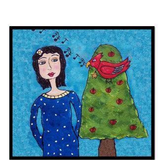 Folk Art Ladies