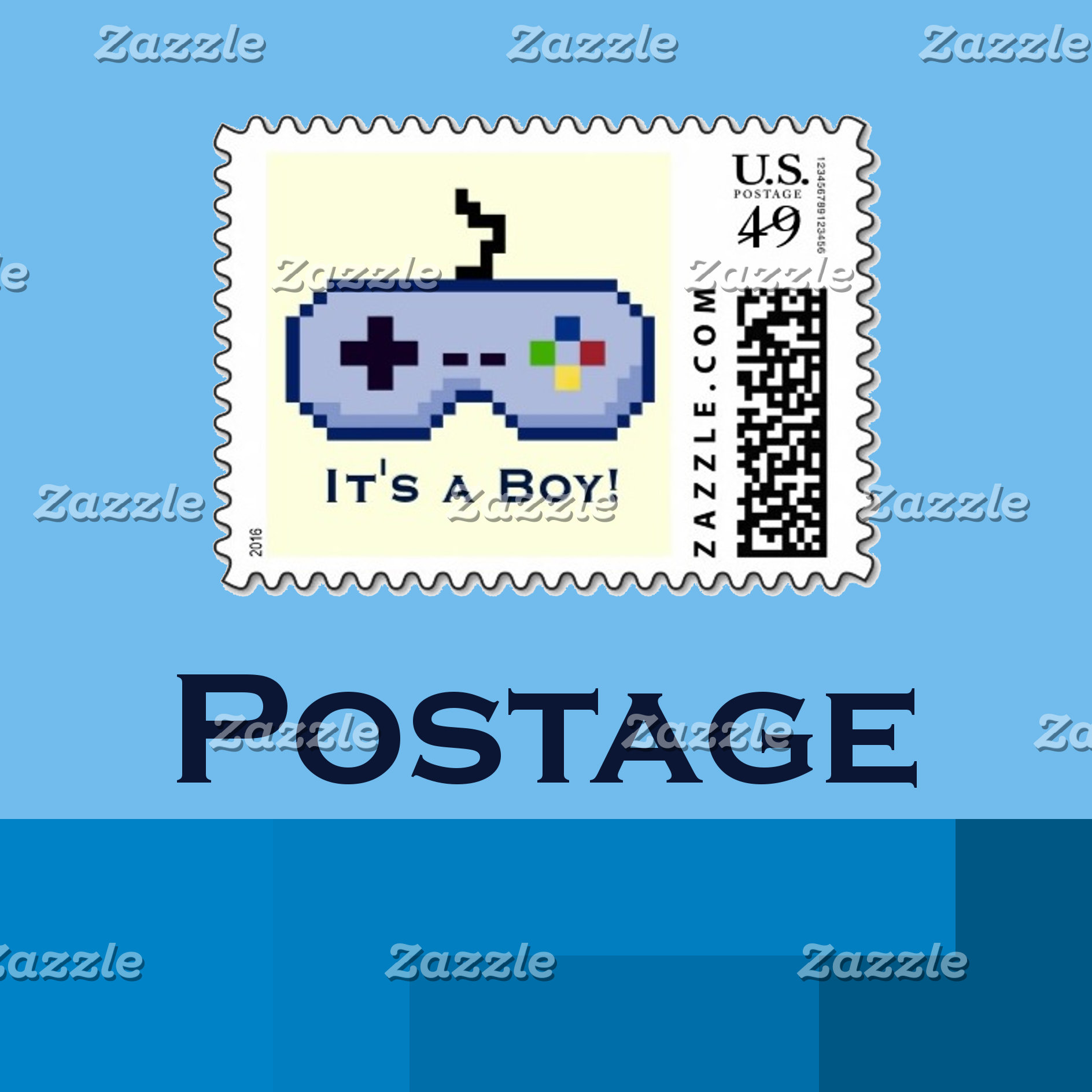 Postage Collection