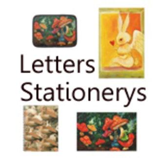 文具・レターLetters・Stationerys