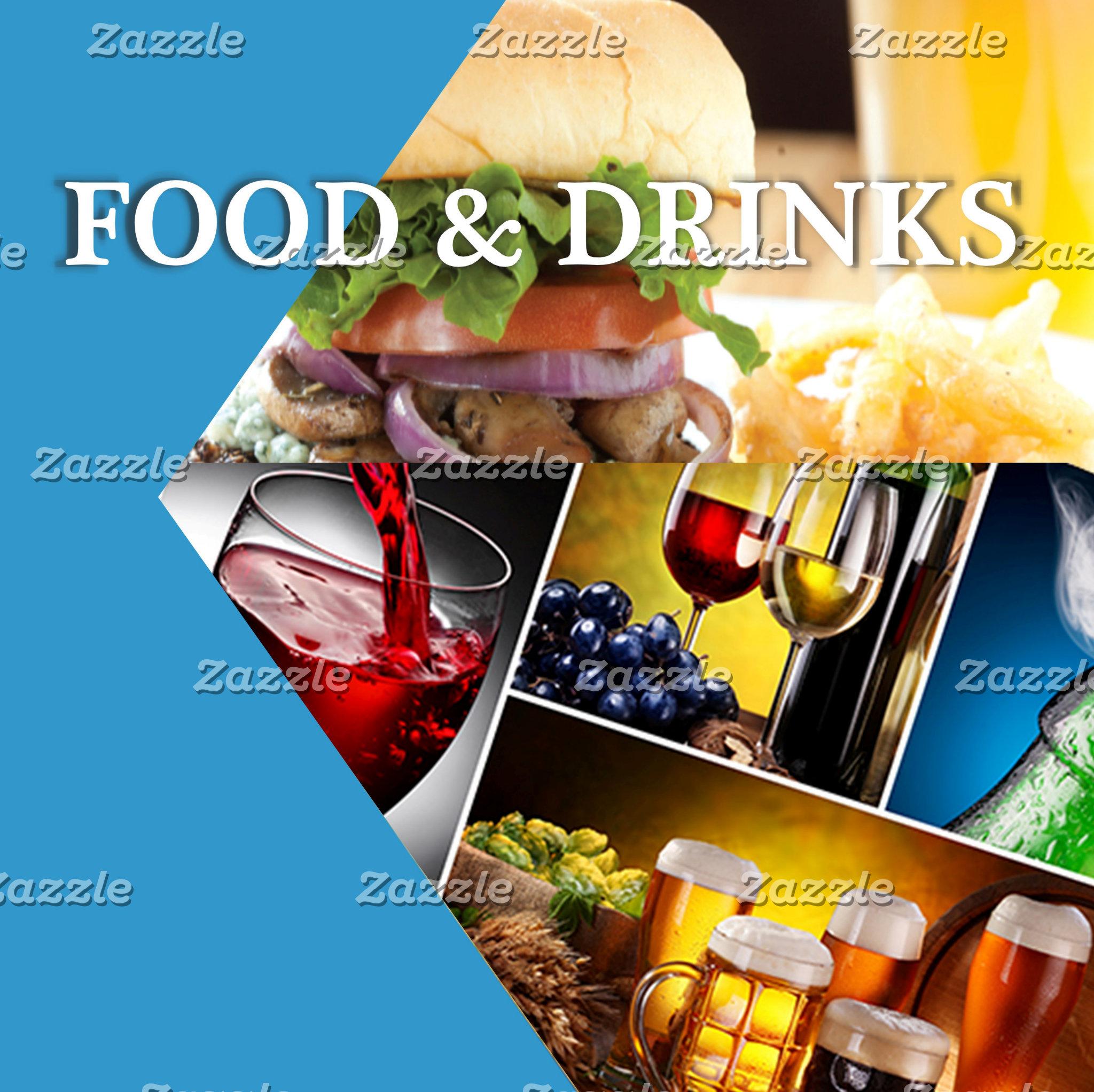 Food, Beverages