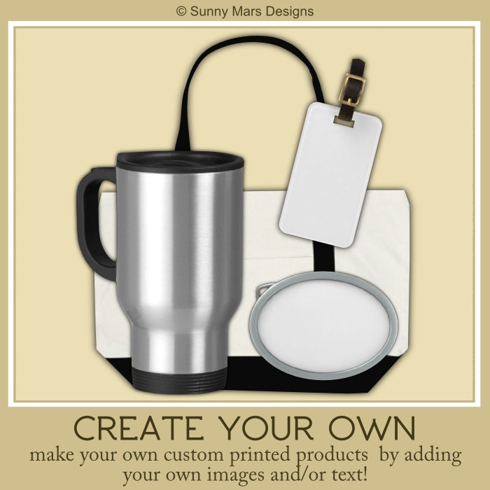 Make Your Own Custom Products