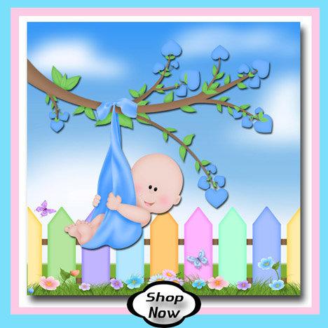 Baby Boy - Backyard Baby Gifts