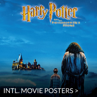 INTERNATIONAL MOVIE POSTERS