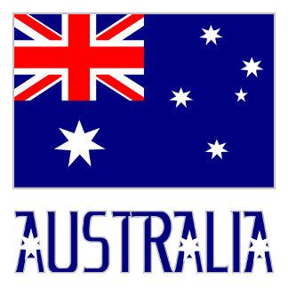 Australian Flag and Australia