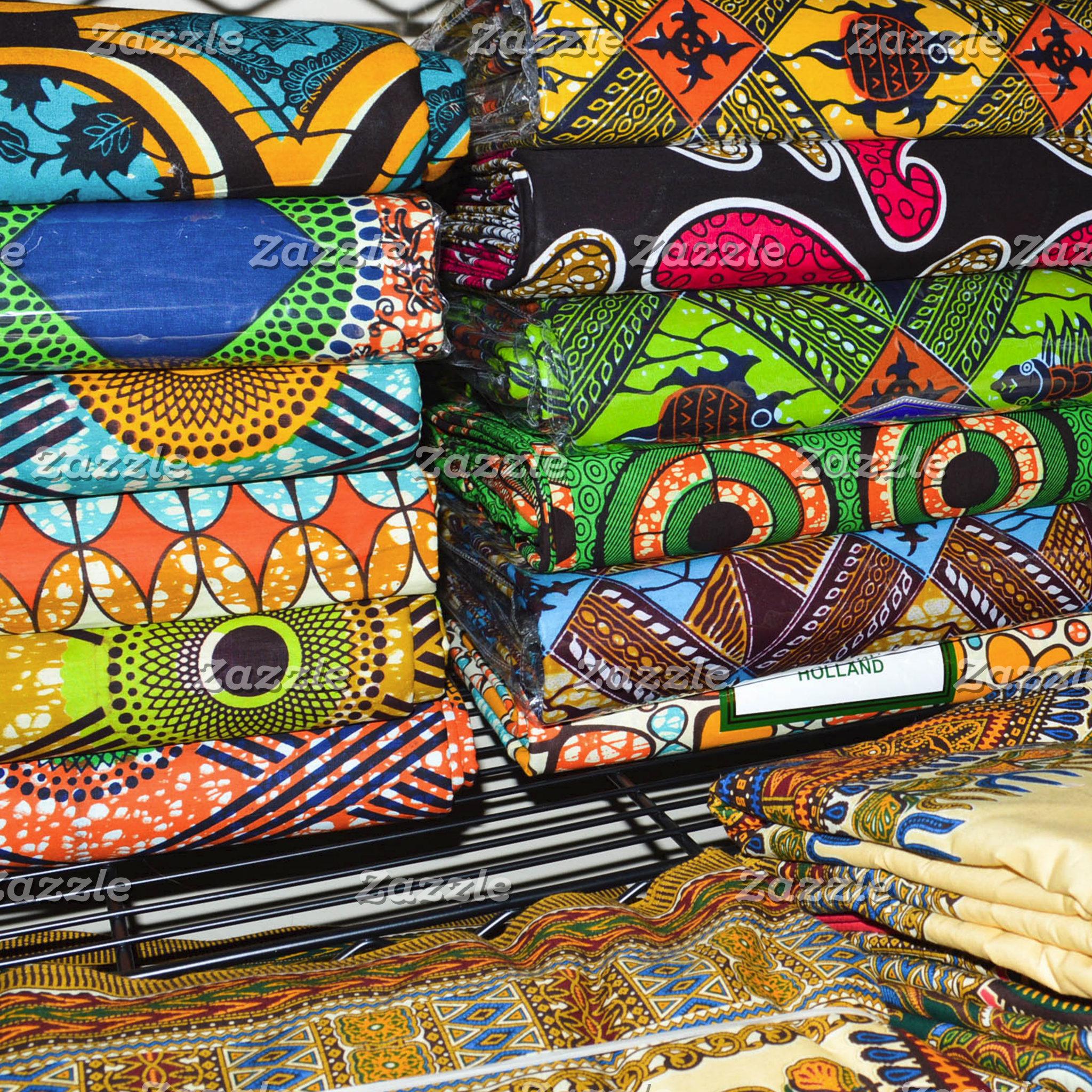 Ethnic, Cultural, Fabrics