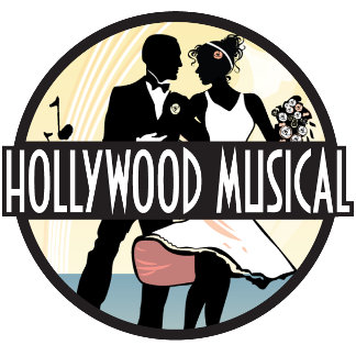 Hollywood Musical Wedding Invitations