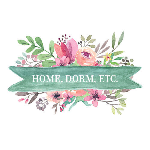 Home, Apartment, Dorm, Etc.