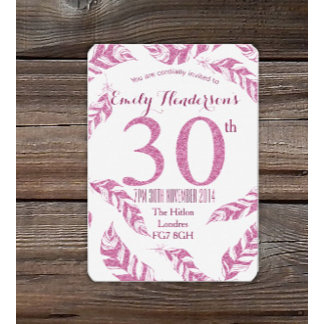 Party Invitations & Signs