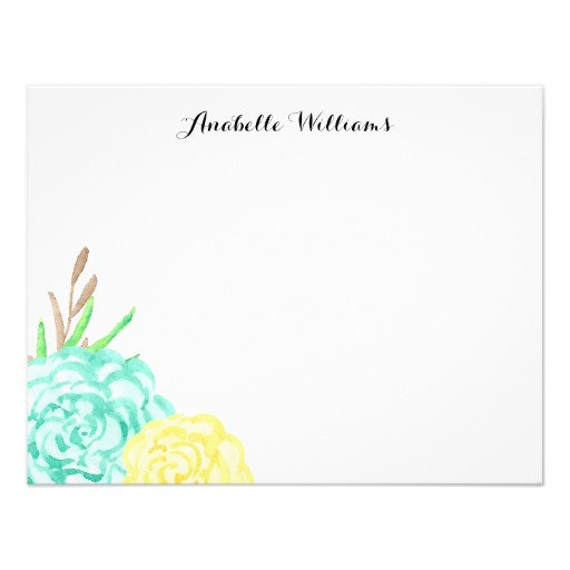 • business & stationery