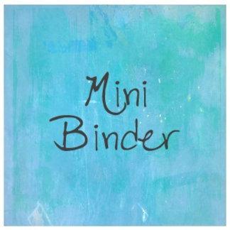 Binder - Mini
