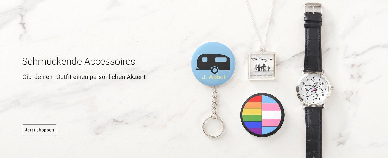 Perfekte Accessoires auf Zazzle