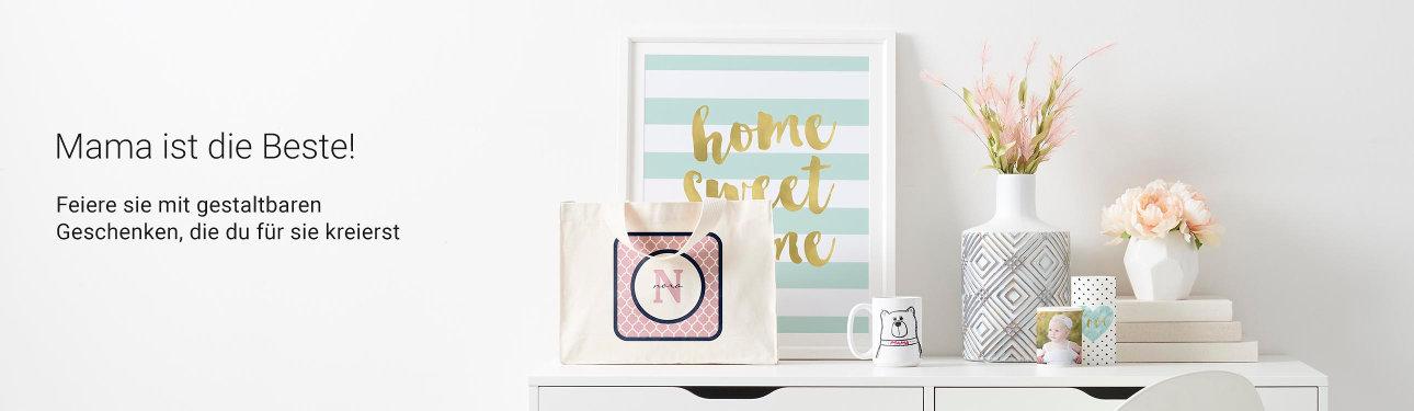 Muttertagsgeschenke bei Zazzle