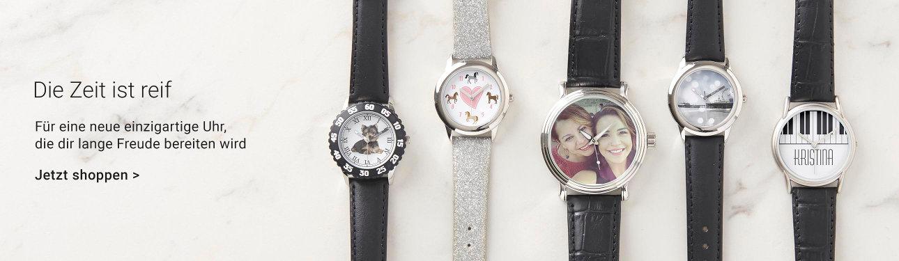 Perfekte Uhren auf Zazzle