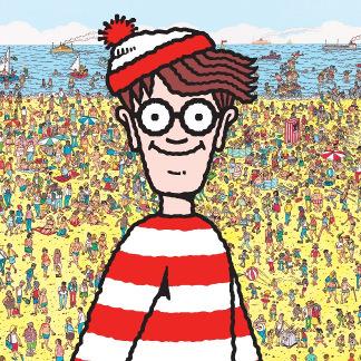 Wo ist Walter?