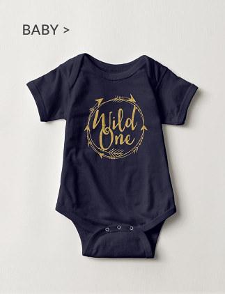 Baby Kleidung auf Zazzle