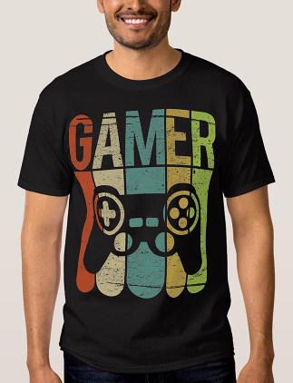 Gamer T-Shirts auf Zazzle Österreich