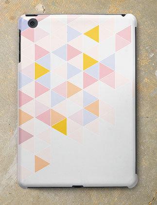Geometrische iPad Hüllen