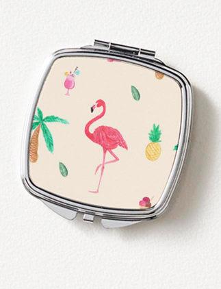 Süßer Taschenspiegel