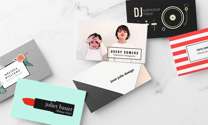 Office Products - Business cards