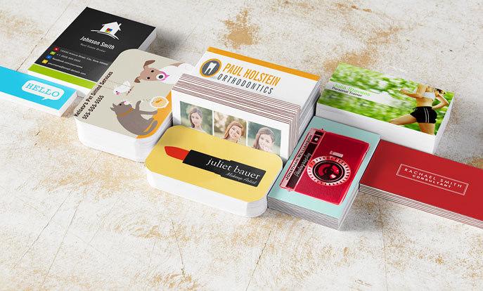 Visitenkarten auf Zazzle.de