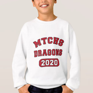 Swag für die Klasse von 2020 Sweatshirt
