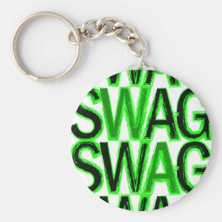 Swag - Grün Schlüsselanhänger