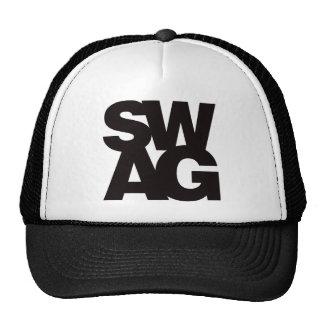 Swag - Schwarzes Retrokultmütze