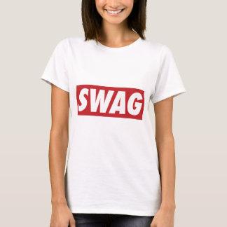 Damen-Kleidung mit SWAG-Motiven