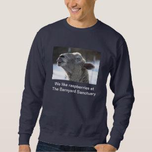 Sweatshirt für Schafrettung