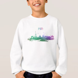 Sweatshirt Junge Paris