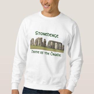 Sweatshirt Stonehenge, Zuhause der Druiden