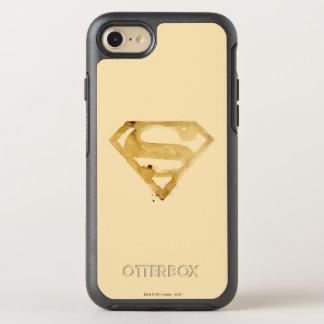 Symbol des Kaffee-S OtterBox Symmetry iPhone 8/7 Hülle
