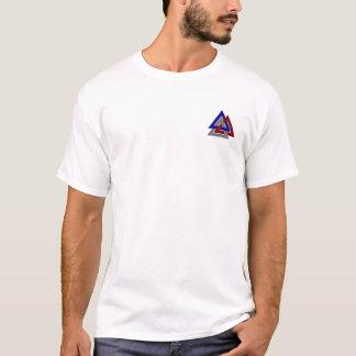 Symbol-Shirt Wikingers Valknut T-Shirt