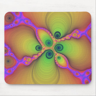 Synergie - Fraktal mousepad