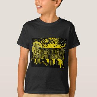 SYR Retro städtisches T-Shirt