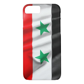 Syrien-Flagge iPhone 8/7 Hülle