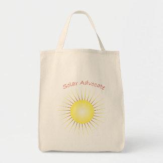 T9a Solaranwalt Einkaufstasche