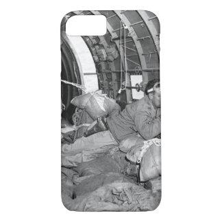 T/3 Clifford Wright, von Culver Stadt, Calif_War iPhone 8/7 Hülle