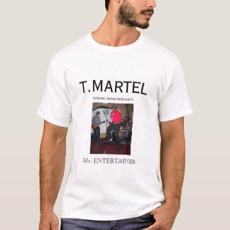 T.MARTEL    BOWLING GREEN KY, Herr Entertainer T-Shirt