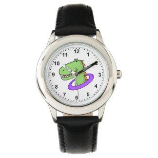 T-Rex Armbanduhr