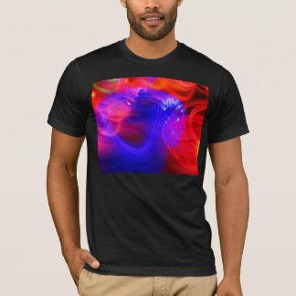 T - Shirt - Arte Abstracto Mehrfarben