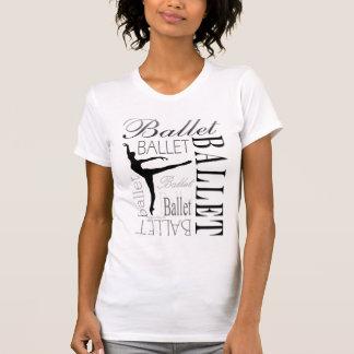 T - Shirt der Arabeske-(schmale Version)
