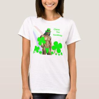 T - Shirt des St. Patricks der Frauen Tages